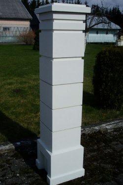 Modernus tvoros stulpelis